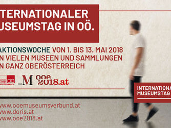 Sujet Querformat - Internationaler Museumstag in OÖ.